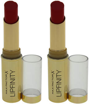 Max Factor Forever Striking Lipfinity Lipstick - Set of Two