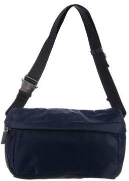 Tumi Woven Shoulder Bag