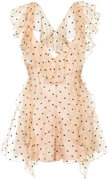 Alice McCall Just My Type playsuit