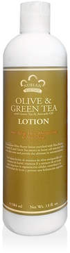 Nubian Heritage Olive Green Tea Lotion by 13oz Lotion)
