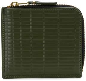 Comme des Garcons zipped wallet