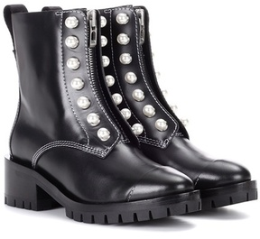 3.1 Phillip Lim Hayett leather ankle boots