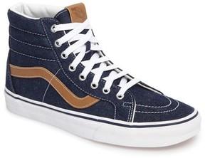 Vans Men's Sk8-Hi Reissue Denim Sneaker