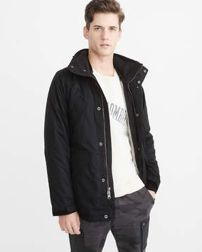 Abercrombie & Fitch 3-In-1 Parka