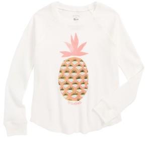 Billabong Girl's Fresh Pineapple Graphic Tee