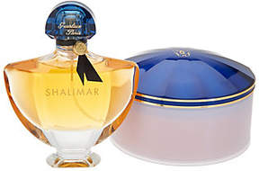 Guerlain Shalimar Eau de Parfum with Perfumed Dusting Powder