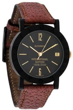 Bvlgari International Edition Watch