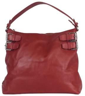 Cole Haan Red Leather Shoulder Bag