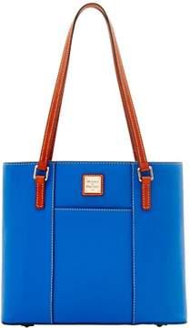 Dooney & Bourke Pebble Grain Small Lexington Shopper Bag - FRENCH BLUE - STYLE