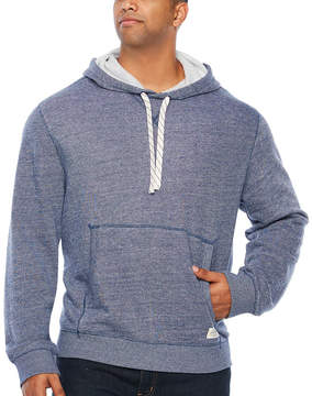 Izod Long Sleeve Knit Hoodie-Big and Tall