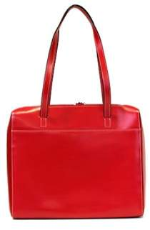Lodis Women's Audrey Zip Top Tote With Organization.