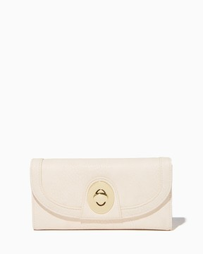 Charming charlie Patrece Turnlock Wallet
