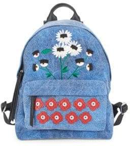Chiara Ferragni Daisy Zippered Backpack