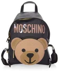 Love Moschino Teddy Bear Backpack