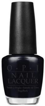 OPI Nail Lacquer Nail Polish, Black Onyx.