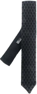 Ermenegildo Zegna patterned tie
