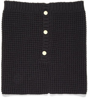 Nine West Neck Warmer with Buttons