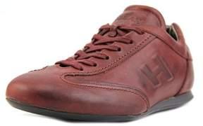 Hogan Olympia Uomo H Rilievo Leather Fashion Sneakers.