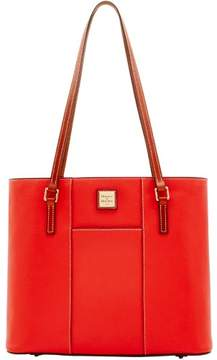 Dooney & Bourke Pebble Grain Lexington Shopper Tote - SALMON - STYLE