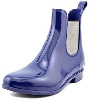 Lauren Ralph Lauren Tally Women Round Toe Synthetic Blue Rain Boot.