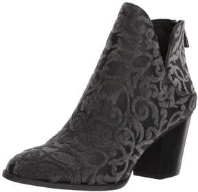 Jessica Simpson Womens yolah Suede Almond Toe Ankle Fashion Boots