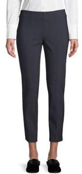 Saks Fifth Avenue BLACK Slim Stretch Trousers