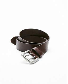 Express double prong buckle belt