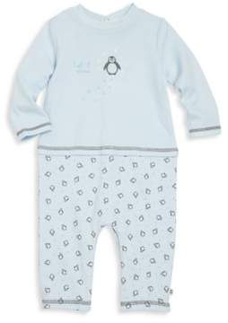 Absorba Baby's Printed Coverall