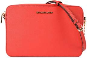 Michael Kors Large Jet Set Crossbody Bag - RED - STYLE
