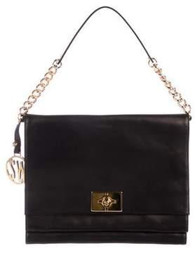 Stuart Weitzman Leather Handle Bag