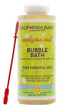 California Baby Eucalyptus Ease Bubble Bath - 13 oz.