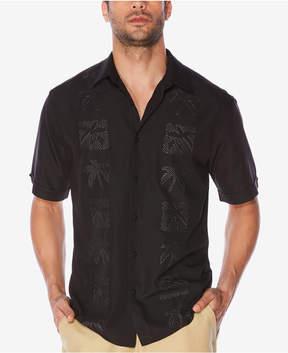 Cubavera Men's Tonal Embroidered Shirt