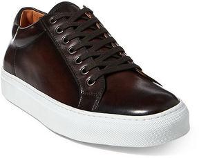 Ralph Lauren Severn Calfskin Sneaker