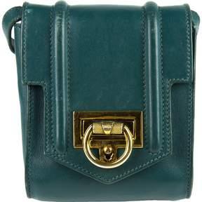 Reece Hudson Green Leather Handbag