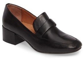 Gentle Souls Women's Eliott Block Heel Loafer