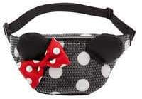 Disney Minnie Mouse Sequined Hip Pack by Loungefly