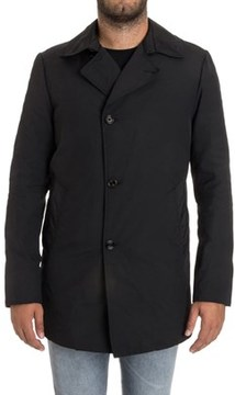 Allegri Men's Black Polyester Outerwear Jacket.