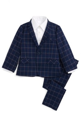 Appaman Toddler Boy's Mod Two-Piece Suit