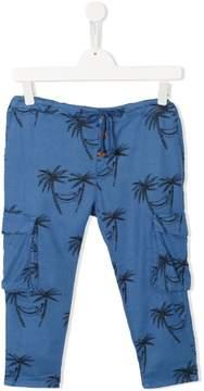 Bobo Choses palm tree trousers