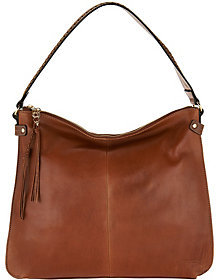 Tignanello As Is Vintage Leather Hobo