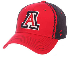 Zephyr Arizona Wildcats Pattern Pipe Stretch Cap