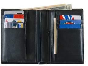 Royce Leather Unisex European Passport Wallet 207-5.