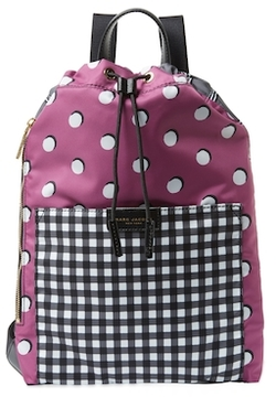 Marc Jacobs Active Nylon Mash Up Small Backpack - MULTI - STYLE