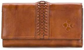 Patricia Nash Burnished Braid Collection Terresa Wallet