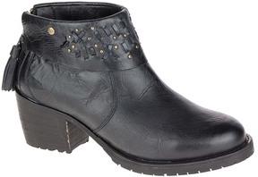 CAT Footwear Black Mckenna Leather Bootie