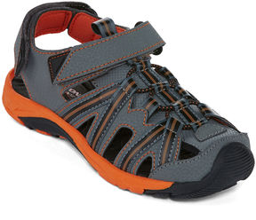 Arizona Camden Boys Strap Sandals - Little Kids