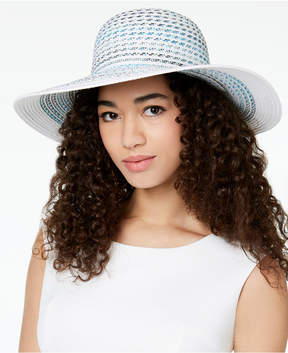 INC International Concepts I.n.c. Multicolor Stripe Floppy Hat, Created for Macy's