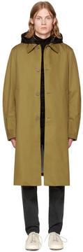 Acne Studios Green Midnight Coat