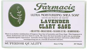 Smallflower Soap + Paper Factory Lavender Clary Sage Bar Soap by Soap + Paper Factory (6oz Bar)