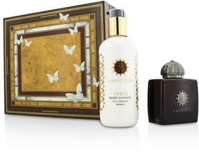 Amouage Lyric Coffret: Eau De Parfum Spray 100ml/3.4oz + Body Lotion 300ml/10oz
